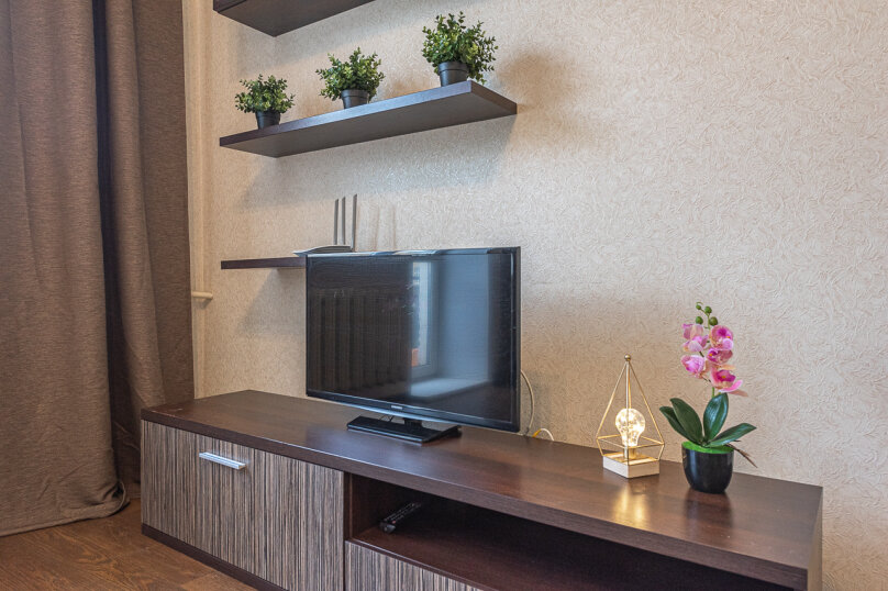 2-комн. квартира, 60 кв.м. на 4 человека, проспект Ленина, 53, Екатеринбург - Фотография 15