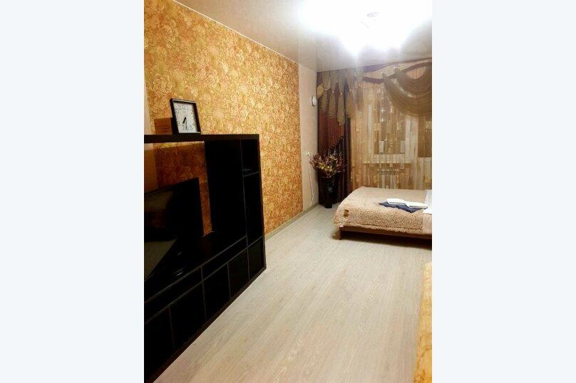1-комн. квартира, 48 кв.м. на 4 человека, Верхняя набережная, 161/15, Иркутск - Фотография 5