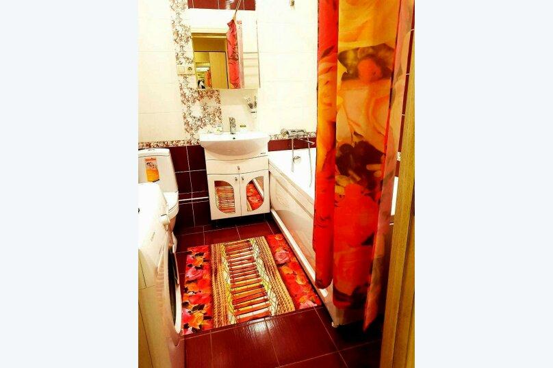 1-комн. квартира, 48 кв.м. на 4 человека, Верхняя набережная, 161/15, Иркутск - Фотография 16