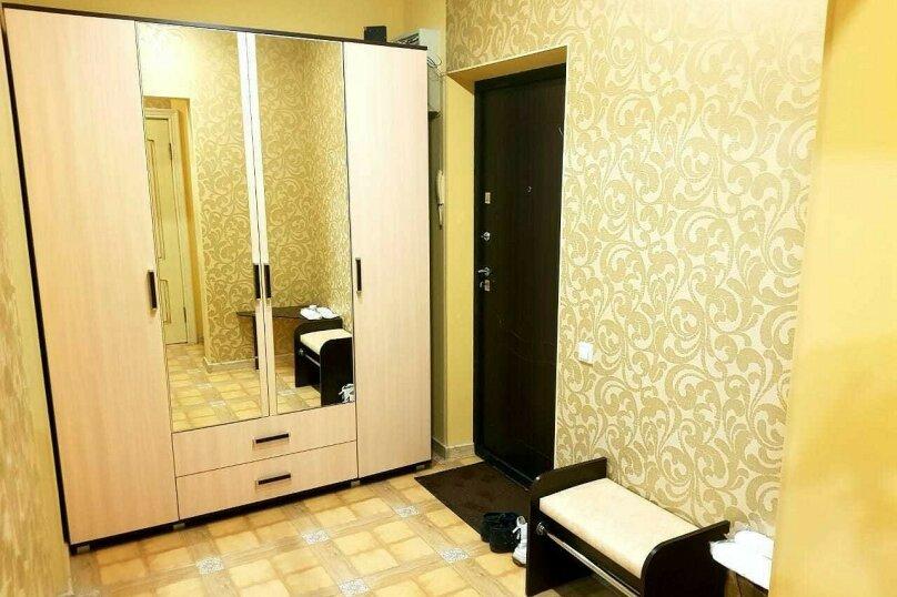 1-комн. квартира, 48 кв.м. на 4 человека, Верхняя набережная, 161/15, Иркутск - Фотография 21