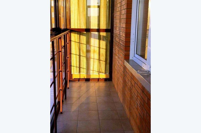 1-комн. квартира, 32 кв.м. на 4 человека, Дальневосточная улица, 164/3, Иркутск - Фотография 7
