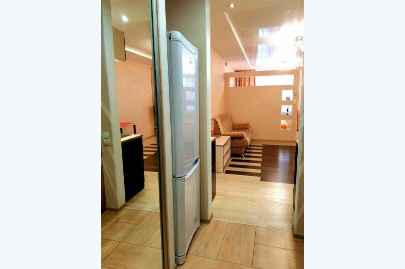 1-комн. квартира, 32 кв.м. на 4 человека, Дальневосточная улица, 164/3, Иркутск - Фотография 10