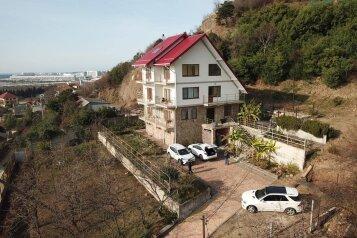 Коттедж, 300 кв.м. на 12 человек, 6 спален, село Весёлое, Белореченский переулок, 13А, Адлер - Фотография 1