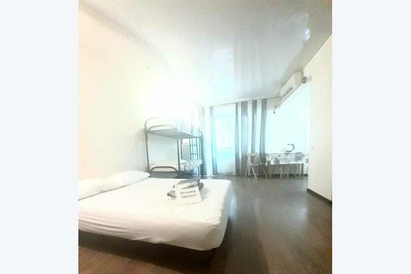 1-комн. квартира, 35 кв.м. на 3 человека, Богдана Хмельницкого , 2, Туапсе - Фотография 1