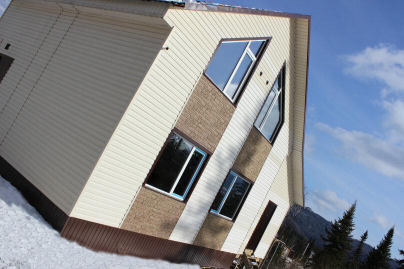 Дом, 130 кв.м. на 12 человек, 5 спален, Строителей, 39, Шерегеш - Фотография 1