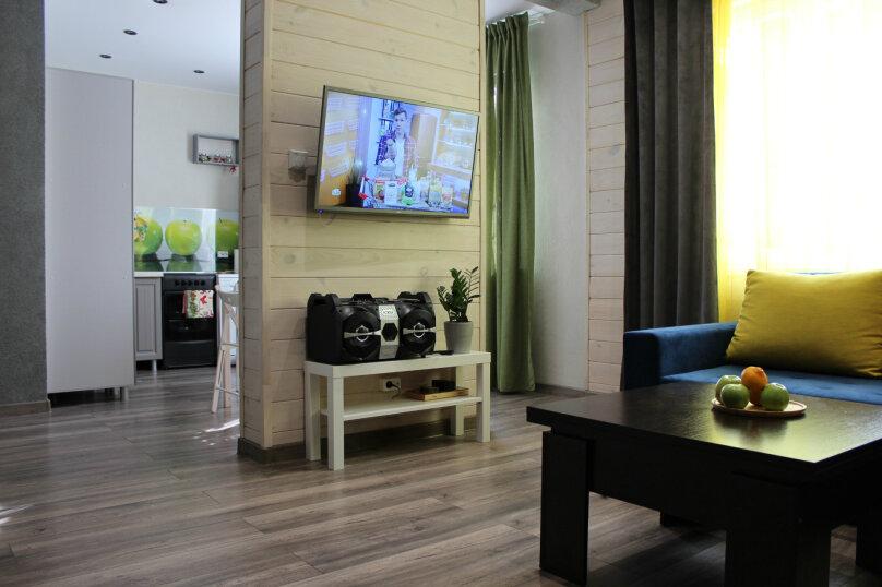 Дом, 130 кв.м. на 12 человек, 5 спален, Строителей, 39, Шерегеш - Фотография 6