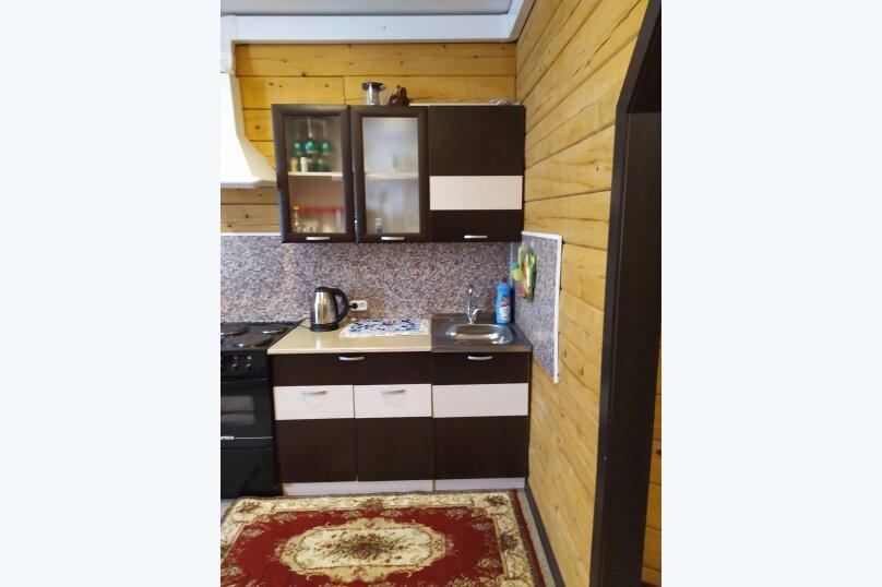 Гостевой коттедж на 8 гостей, 80 кв.м. на 8 человек, 2 спальни, улица Пирогова, 16А, Шерегеш - Фотография 3