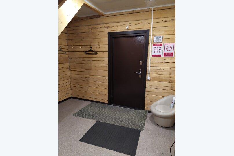 Гостевой коттедж на 8 гостей, 80 кв.м. на 8 человек, 2 спальни, улица Пирогова, 16А, Шерегеш - Фотография 4