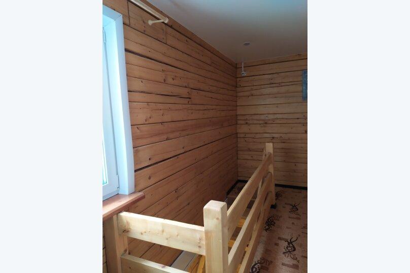 Гостевой коттедж на 8 гостей, 80 кв.м. на 8 человек, 2 спальни, улица Пирогова, 16А, Шерегеш - Фотография 8