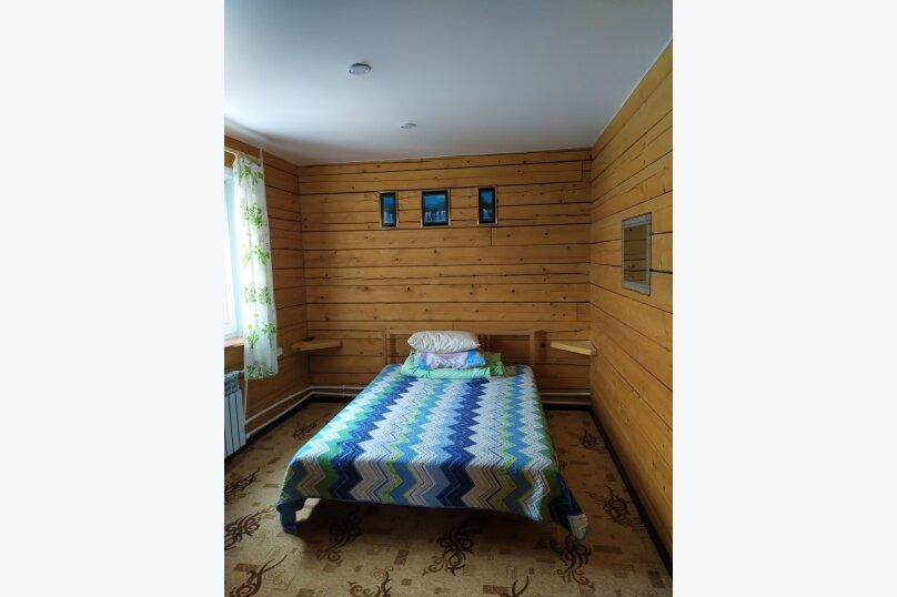 Гостевой коттедж на 8 гостей, 80 кв.м. на 8 человек, 2 спальни, улица Пирогова, 16А, Шерегеш - Фотография 10