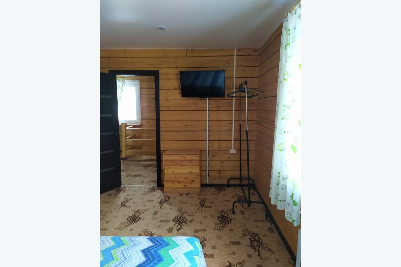 Гостевой коттедж на 8 гостей, 80 кв.м. на 8 человек, 2 спальни, улица Пирогова, 16А, Шерегеш - Фотография 11