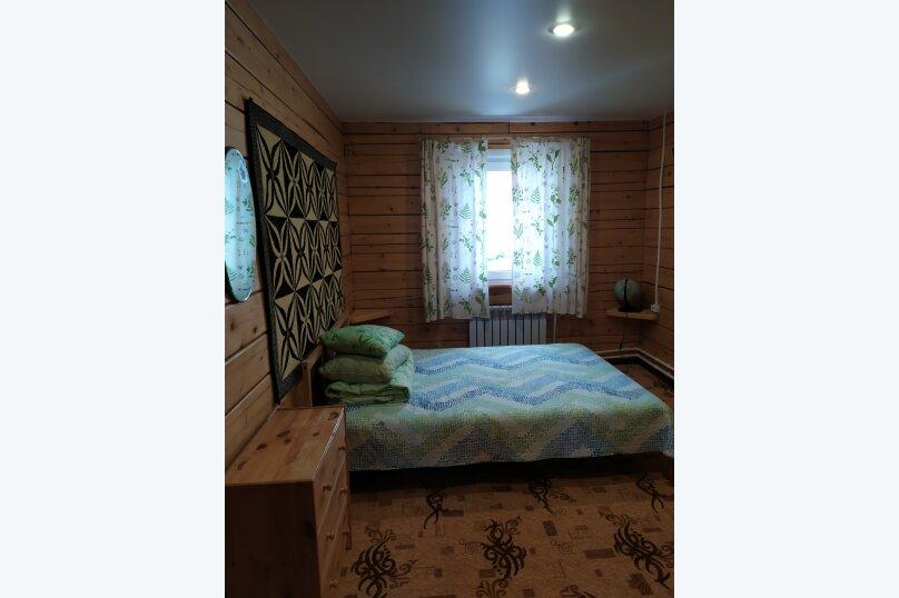 Гостевой коттедж на 8 гостей, 80 кв.м. на 8 человек, 2 спальни, улица Пирогова, 16А, Шерегеш - Фотография 12