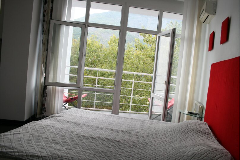 1-комн. квартира, 27 кв.м. на 3 человека, Прибрежная улица, 7, Партенит - Фотография 14