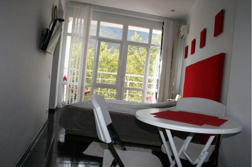 1-комн. квартира, 27 кв.м. на 3 человека, Прибрежная улица, 7, Партенит - Фотография 16