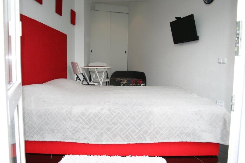 1-комн. квартира, 27 кв.м. на 3 человека, Прибрежная улица, 7, Партенит - Фотография 22