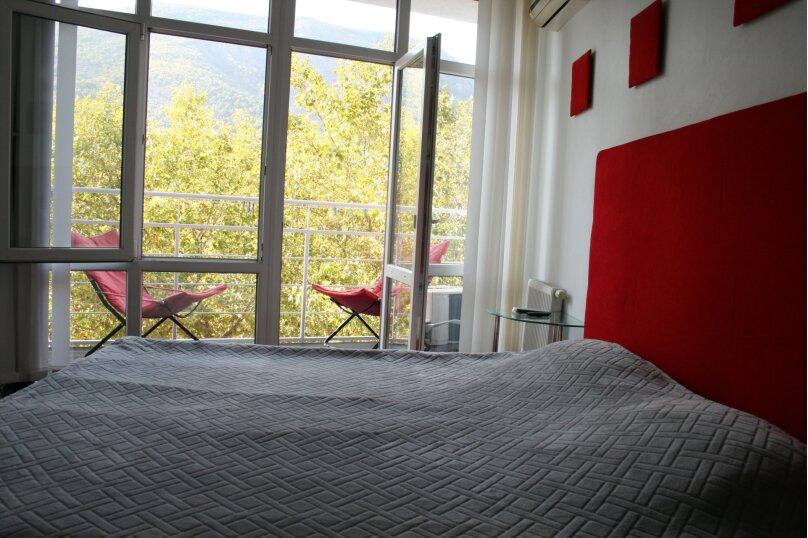 1-комн. квартира, 27 кв.м. на 3 человека, Прибрежная улица, 7, Партенит - Фотография 23