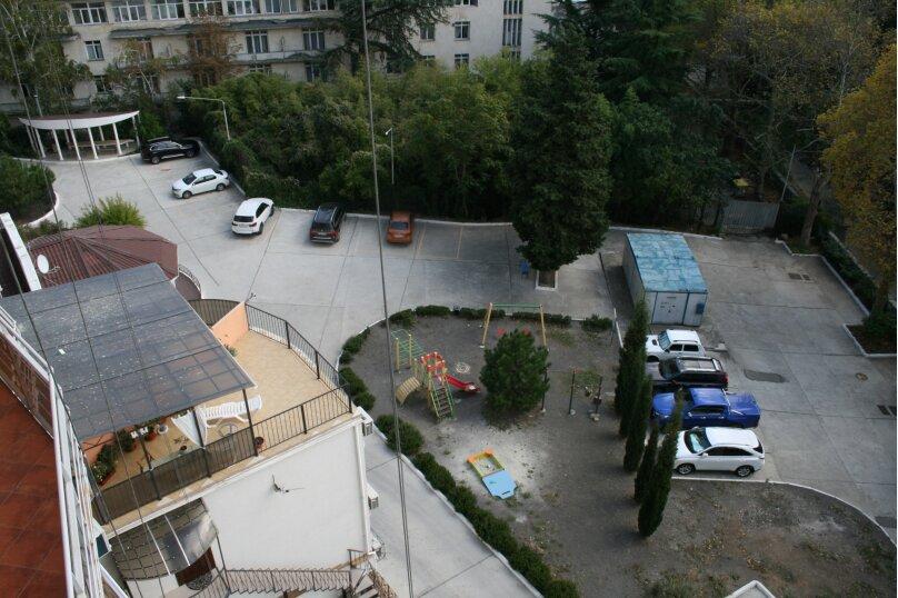 1-комн. квартира, 27 кв.м. на 3 человека, Прибрежная улица, 7, Партенит - Фотография 29