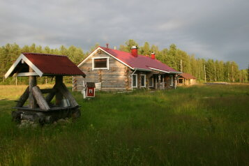 Гостевой Дом в Юшкозере, 180 кв.м. на 8 человек, 5 спален, Добрыниной, 52, Калевала - Фотография 1