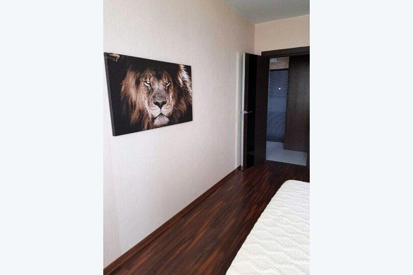 1-комн. квартира, 50 кв.м. на 3 человека, Дальневосточная улица, 106, Иркутск - Фотография 6