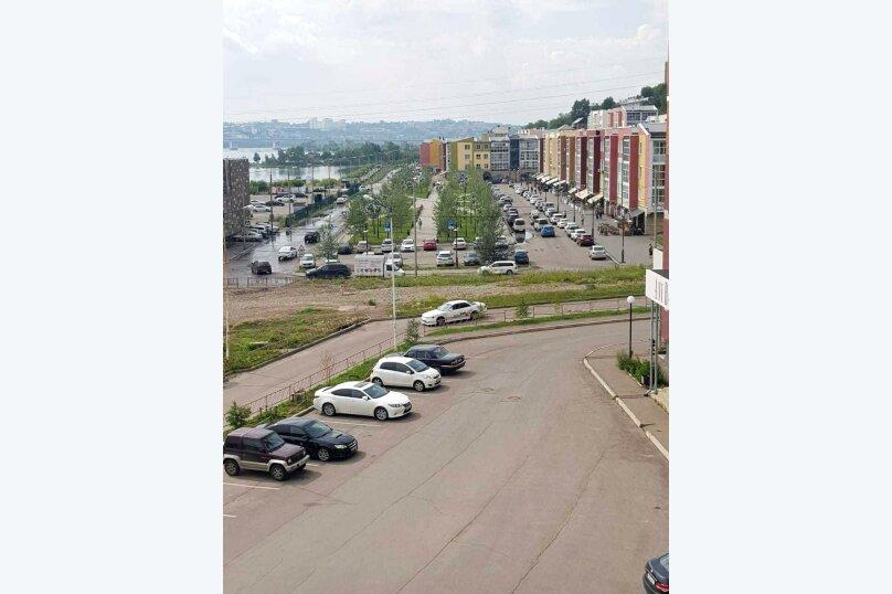 1-комн. квартира, 50 кв.м. на 3 человека, Дальневосточная улица, 106, Иркутск - Фотография 26