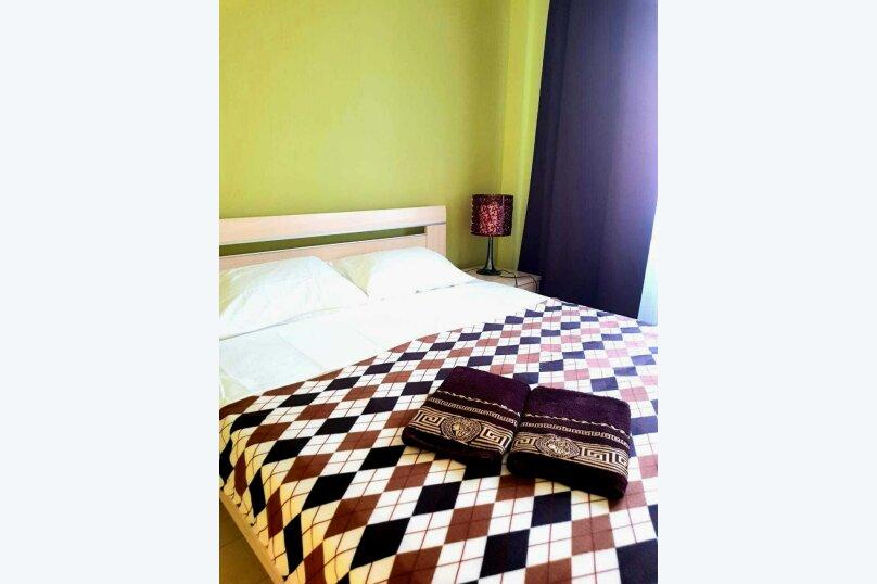 2-комн. квартира, 62 кв.м. на 6 человек, улица Седова, 65А/2, Иркутск - Фотография 3