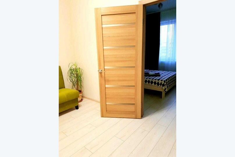 2-комн. квартира, 62 кв.м. на 6 человек, улица Седова, 65А/2, Иркутск - Фотография 8