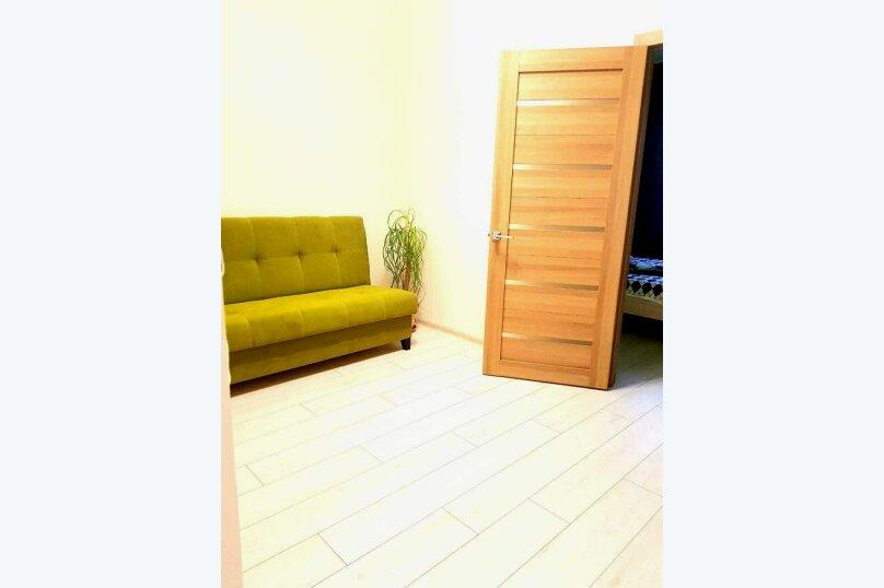2-комн. квартира, 62 кв.м. на 6 человек, улица Седова, 65А/2, Иркутск - Фотография 9