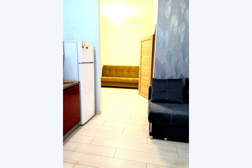 2-комн. квартира, 62 кв.м. на 6 человек, улица Седова, 65А/2, Иркутск - Фотография 13