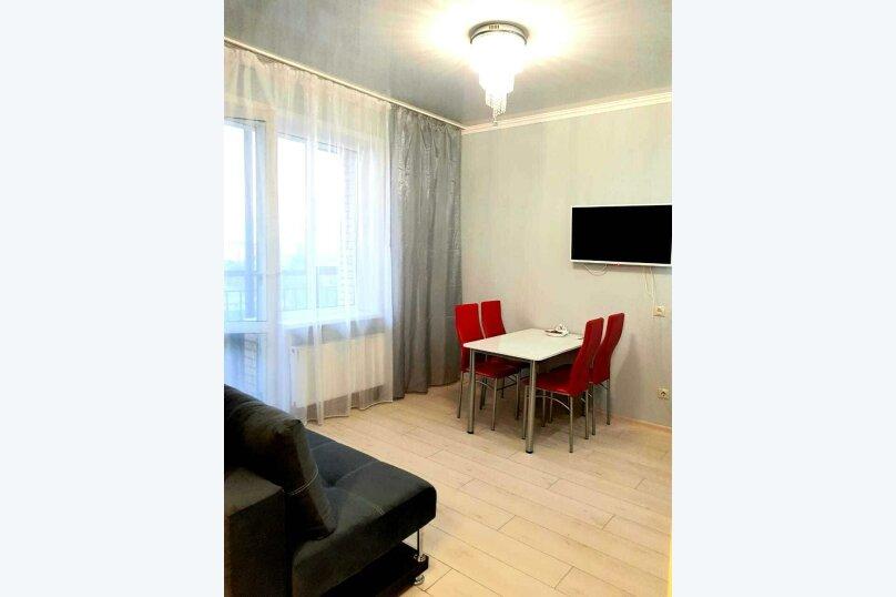 2-комн. квартира, 62 кв.м. на 6 человек, улица Седова, 65А/2, Иркутск - Фотография 18