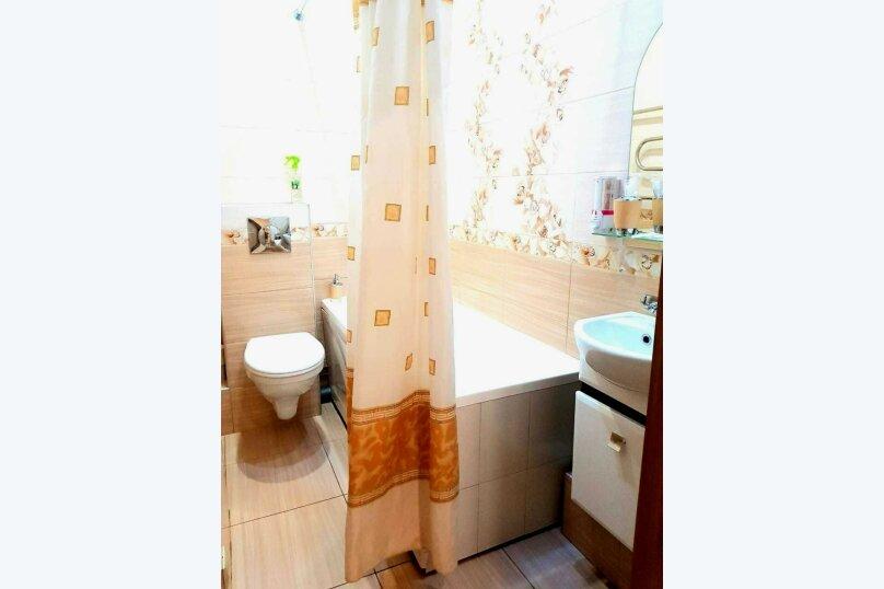 2-комн. квартира, 62 кв.м. на 6 человек, улица Седова, 65А/2, Иркутск - Фотография 20