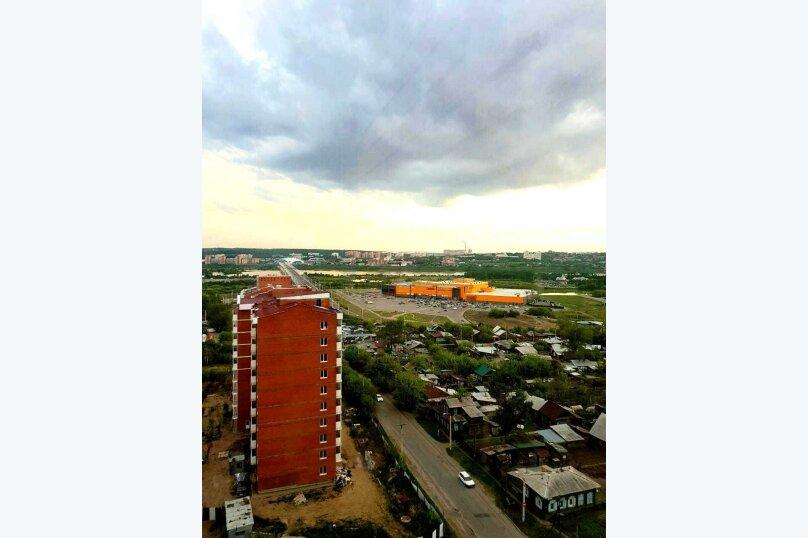 2-комн. квартира, 62 кв.м. на 6 человек, улица Седова, 65А/2, Иркутск - Фотография 27