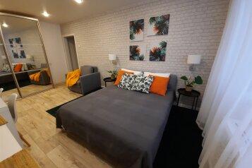 1-комн. квартира, 30 кв.м. на 3 человека, Байкальская улица, 276, Иркутск - Фотография 1