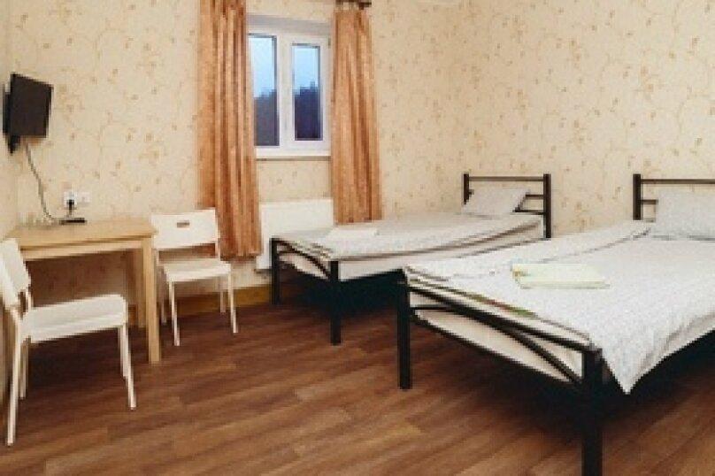 Номер стандарт с двумя кроватями, проспект Ленина, 88, Зеленогорск Ленинградская область - Фотография 1
