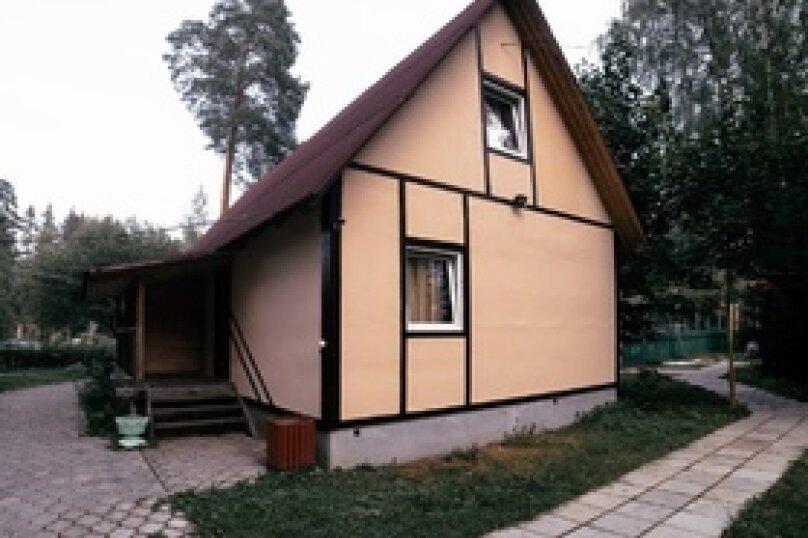 Большой коттедж, проспект Ленина, 88, Зеленогорск Ленинградская область - Фотография 1