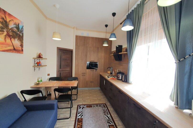 1-комн. квартира, 44 кв.м. на 6 человек, Крымская улица, 22к2, Геленджик - Фотография 3