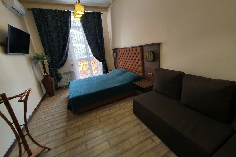 1-комн. квартира, 44 кв.м. на 6 человек, Крымская улица, 22к2, Геленджик - Фотография 18
