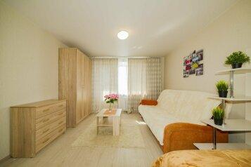 1-комн. квартира, 37 кв.м. на 4 человека, Московская улица, 78, Екатеринбург - Фотография 1
