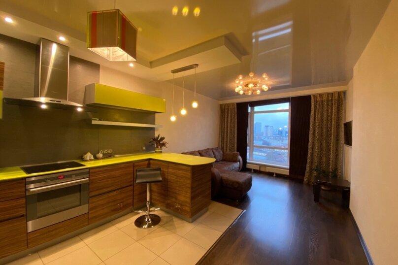 2-комн. квартира, 67 кв.м. на 4 человека, Вильвенская улица, 6, Пермь - Фотография 10