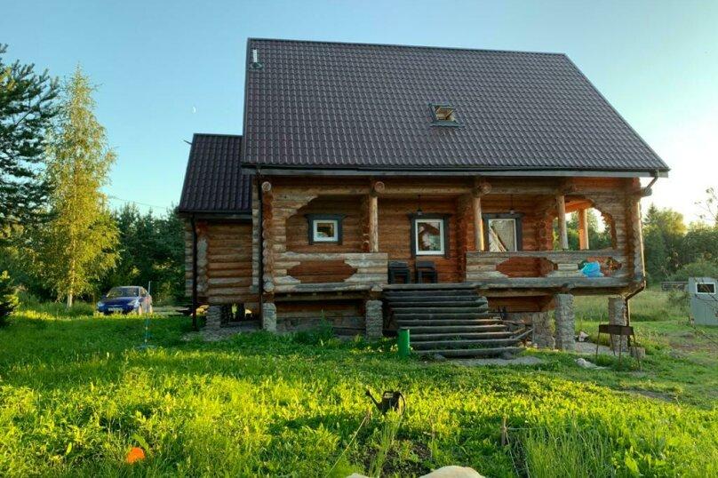 Дом, 180 кв.м. на 6 человек, 3 спальни, деревня Горы, Озерная, 12, Санкт-Петербург - Фотография 1