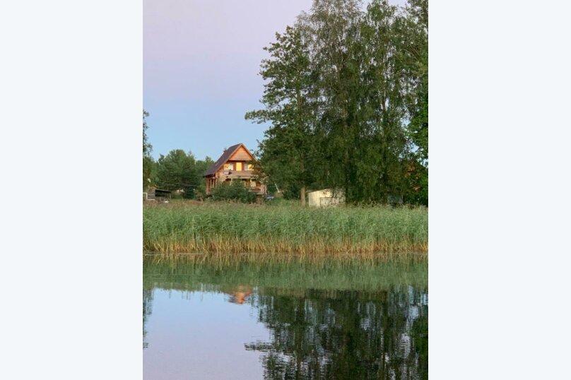 Дом, 180 кв.м. на 6 человек, 3 спальни, деревня Горы, Озерная, 12, Санкт-Петербург - Фотография 2