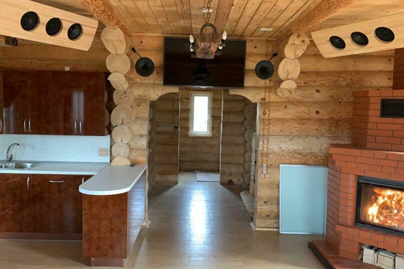 Дом, 180 кв.м. на 6 человек, 3 спальни, деревня Горы, Озерная, 12, Санкт-Петербург - Фотография 5