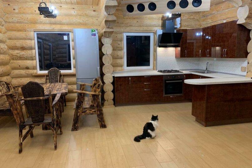 Дом, 180 кв.м. на 6 человек, 3 спальни, деревня Горы, Озерная, 12, Санкт-Петербург - Фотография 6