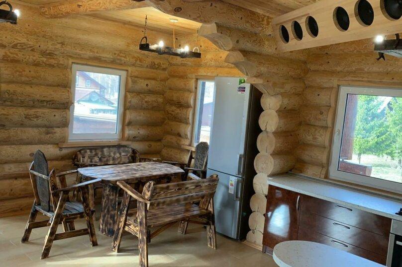 Дом, 180 кв.м. на 6 человек, 3 спальни, деревня Горы, Озерная, 12, Санкт-Петербург - Фотография 11