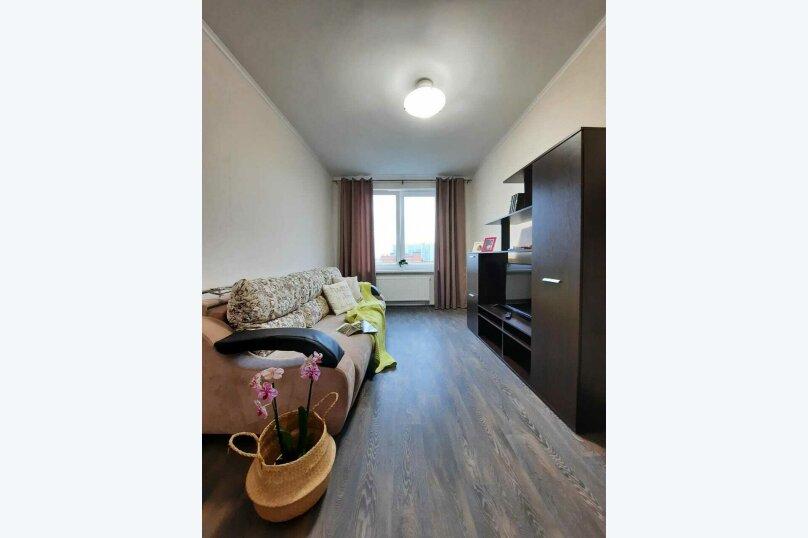 1-комн. квартира, 34 кв.м. на 2 человека, улица Оптиков, 37, Санкт-Петербург - Фотография 2