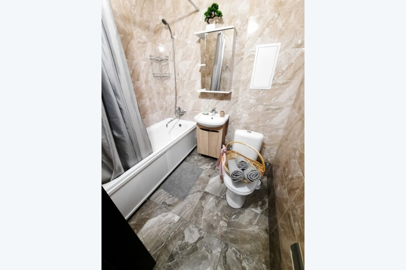 1-комн. квартира, 34 кв.м. на 2 человека, улица Оптиков, 37, Санкт-Петербург - Фотография 9