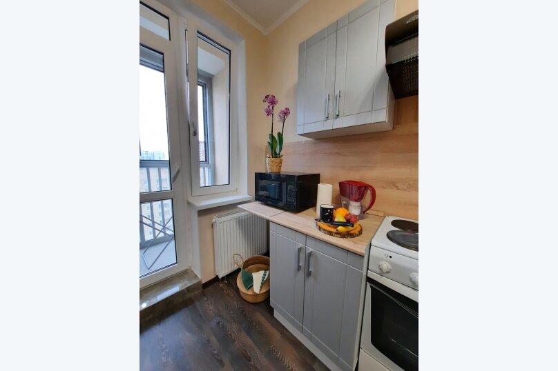 1-комн. квартира, 34 кв.м. на 2 человека, улица Оптиков, 37, Санкт-Петербург - Фотография 11