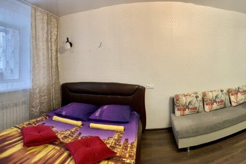 1-комн. квартира, 34 кв.м. на 3 человека, улица Ким Ю Чена, 47, Хабаровск - Фотография 2