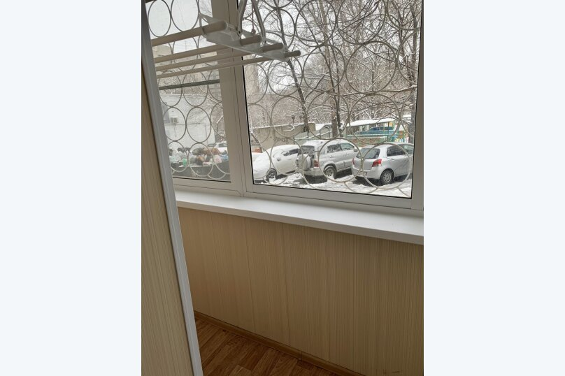 1-комн. квартира, 34 кв.м. на 3 человека, улица Ким Ю Чена, 47, Хабаровск - Фотография 12