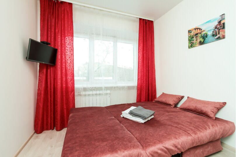 1-комн. квартира, 19 кв.м. на 2 человека, улица Титова, 2, Новосибирск - Фотография 1