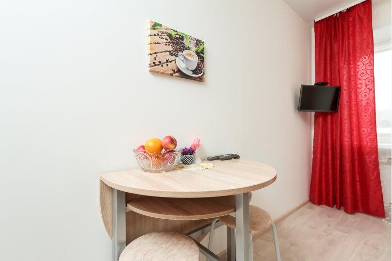 1-комн. квартира, 19 кв.м. на 2 человека, улица Титова, 2, Новосибирск - Фотография 4